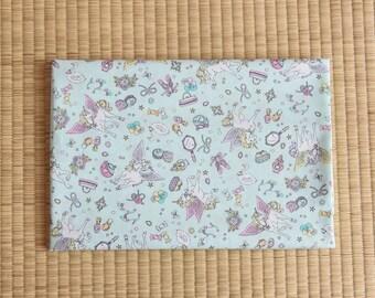 unicorn fabric for 1/2 yard