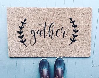 Gather|Doormat