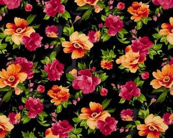 Floral Paradise / custom fabric