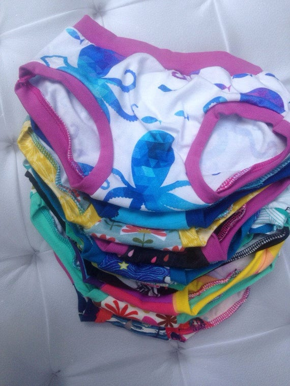 Solid Listing - Girls Panty Pack Offer - 1 Pair