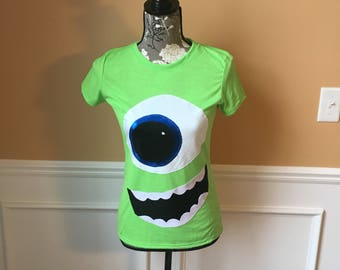 Mike monster running shirt