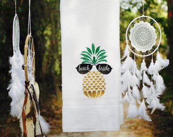 Customized Bachelorette & Bridal Party Beach Towels- Bachelorette Party, Beach Towels, Custom Beach Towels, Custom gifts, Beach Bach Party