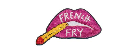 French Fry, patch
