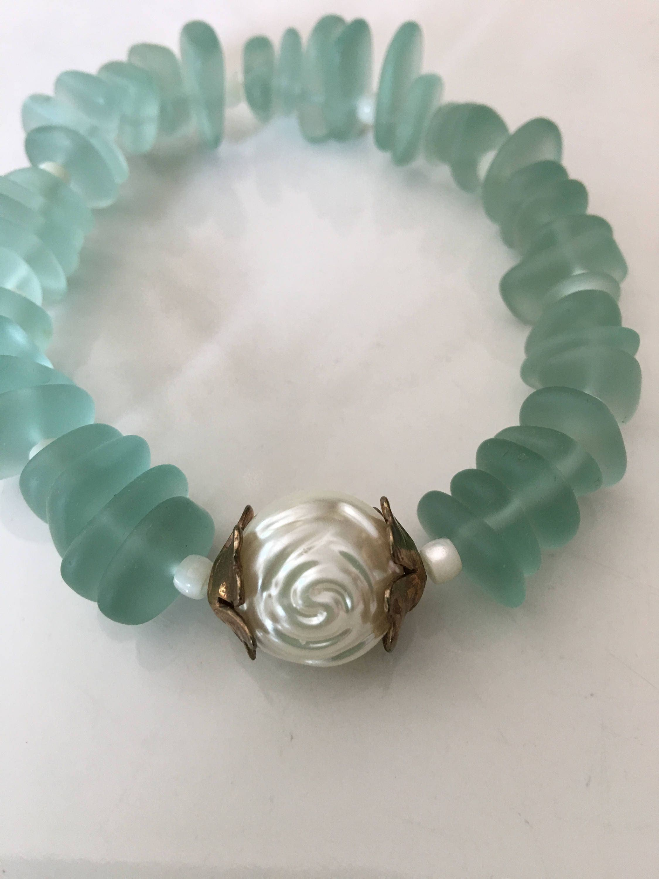 charms ocean this pacific features beachy sea link jewelry styles bracelets img life bracelet glass blues fun colors silver and