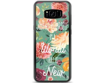 JW Samsung Case, Just See yourself, Song 134 JW Gift, Galaxy S8+ JW Phone Case, Pioneer Gift, Baptism Gift, Jehovah