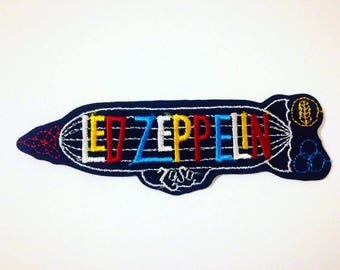 Vintage Led Zeppelin Patch