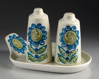 Turi-Design - TOR VIKING - from Figgjo Flint. Norway - Salt & Peber on a Plate