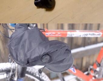 Pogie clamp handlebar plugs (in pairs)