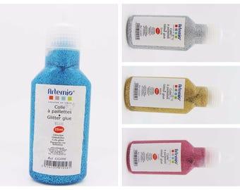 Colle à Paillettes Glitter Glue Artemio 25ml couleur au choix
