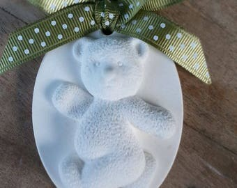 Chalks Scented, Teddy Cameo, placeholder, birth, baptism, birthday,