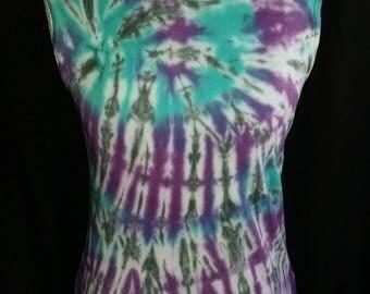 Womens medium tie dye tank