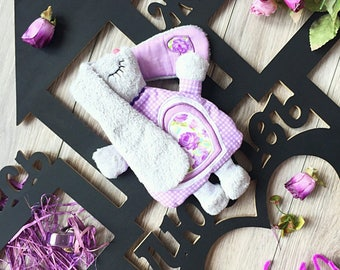 Soft toy for sleep, soft toy for the child, gift, hare, bunny, rabbit