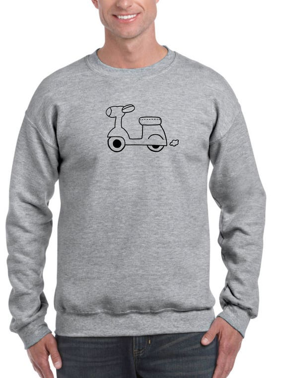 Men sweater MOTORBIKE