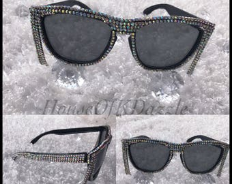 KDazzled Chain Sunglasses