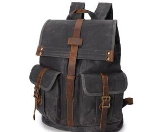 Brunswick, Grey Backpack