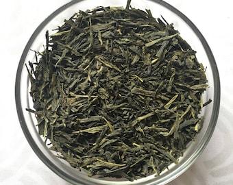 Sencha Green Tea, Loose Leaf Tea