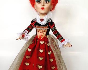 OOAK Red Queen