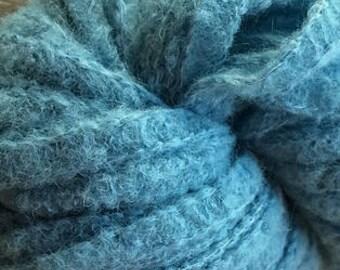 CEY CENTURY Baby Alpaca Super Bulky Yarn 19.95 +2.66ea to Ship - 4446 Teal - 98yd Soft, Light, Warm w/bit of Nylon Free Patterns. MSRP 27.95