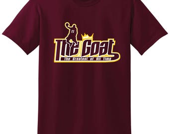 GOAT Lebron James T-Shirt
