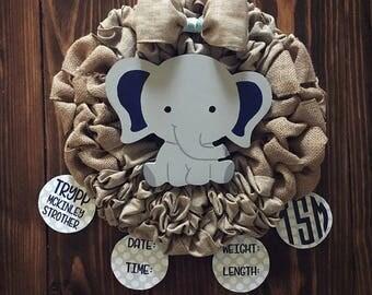 Elephant Hospital Door Hanger
