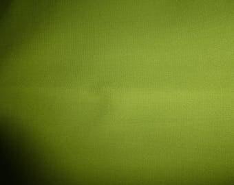NO. 58-FABRIC POLYESTER COTTON NON FROISSABLE - GREEN