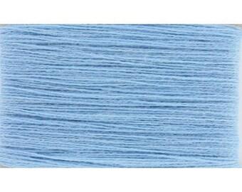 Yarn wool darning St Pierre BLEU