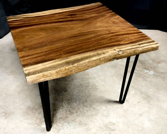 SALE! Live Edge Guanacaste Dining Table