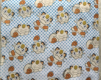 Meowth Tote Bag