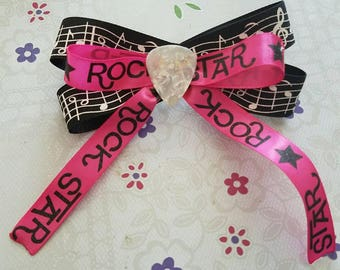 Rock Star Bow