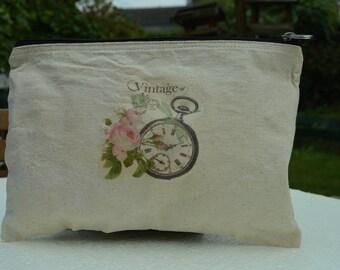 beige flowers Kit 28/20 cm