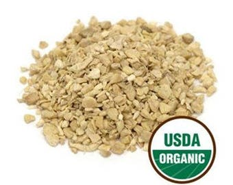 Ginger Root C/S, Organic 1 Pound