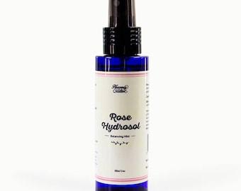 Rose Hydrosol Balancing Mist