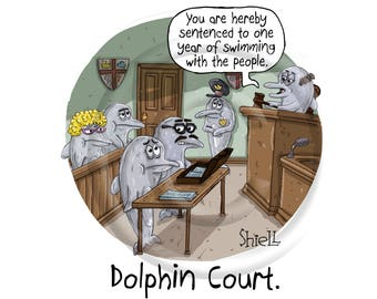 DOLPHIN COURT