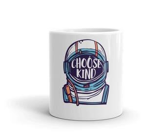 Choose Kind Wonder Mug