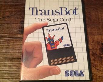 TransBot (Sega Master System, 1986)