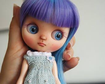 Sky - custom OOAK Middie Blythe - On the Horizon Dolls