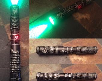 Custom Lightsaber with Sound (Discontinued Saberforge Model)