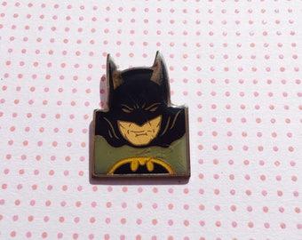 """Enamel Pin """"Batman"""" 90's Retro Vintage"""