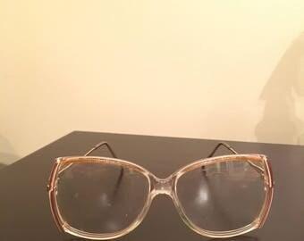 Vintage 1980s womens Eyeglasses Frames Stranger Things Barb
