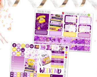 Making Plans Collection - Mini Kit