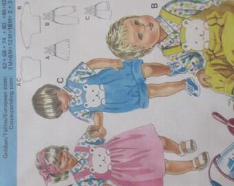 Burda sewing pattern new dress and long and short jumpsuit pants