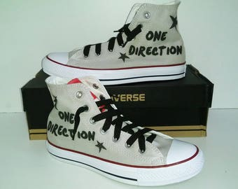 One Direction Custom Converse / Custom shoes