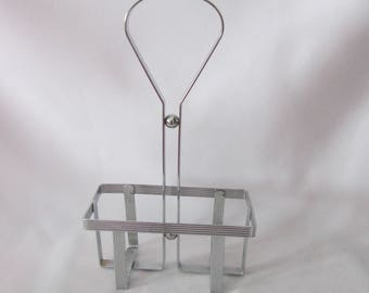 Vintage Condiment stand / Vintage Display stand with condiments