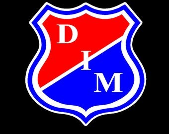 Deportivo Independiente Medellin DIM Car Decal/ sticker