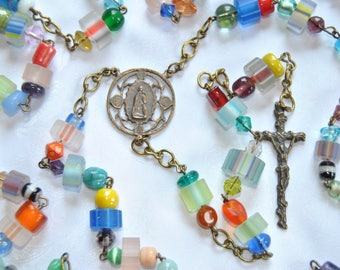 De Colores/Our Lady of Guadalupe Rosary
