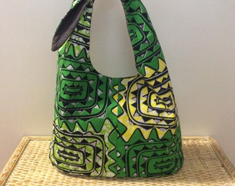 Sheena African Bucket Purse  BP126
