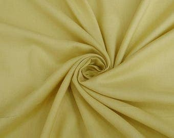 """Beige Fabric, Dressmaking Material, Home Decor Fabric, Quilting Fabric, Sewing Crafts, 40"""" Inch Rayon Fabric By The Yard PZBR3P"""