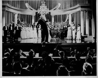 Jolson Sings Again - 1949  Larry Parks  8 x 10 B&W publicity photo