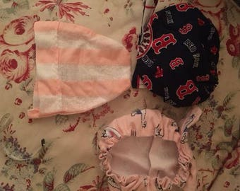 Head Wraps and Beanies for Baby