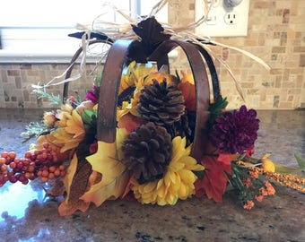 Fall centerpiece / Pumpkin centerpiece / autumn decor